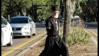 Brother Nathanael On The Streets Of Florida